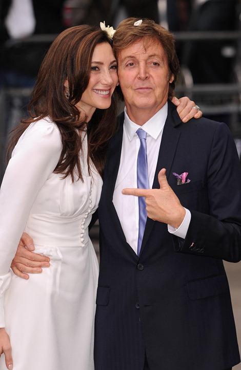 Paul-McCartney-and-Nancy-Shevell-wedding-photo