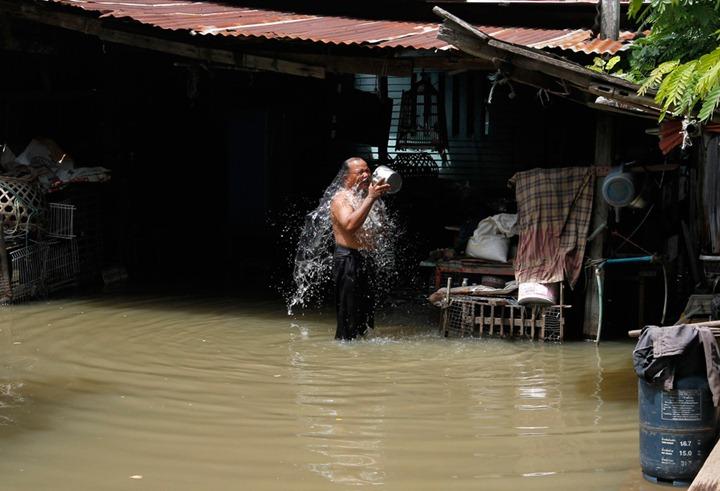 THAILAND/FLOODS