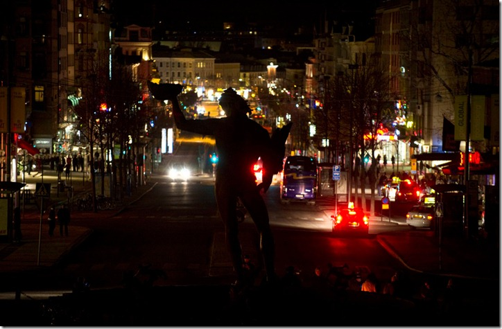 Earth Hour Gothenburg