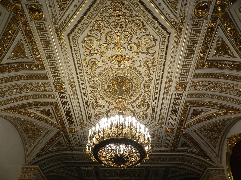 Что посмотреть в Санкт – Петербурге? Блистательное сокровище города – Эрмитаж!