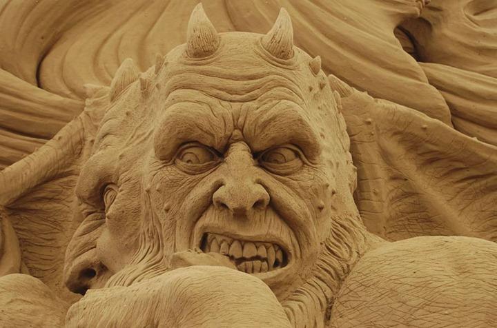 sand-demon