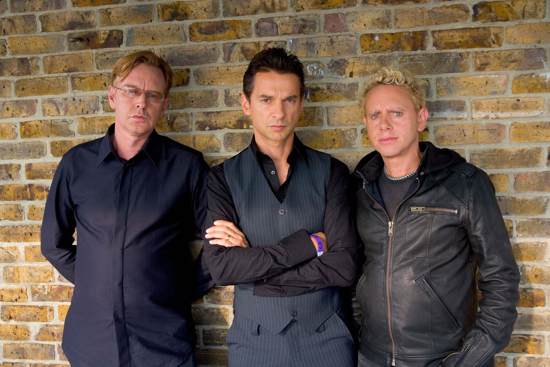 Depeche Mode – концерт в Москве 25 февраля 2018!