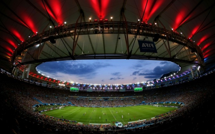 Крупнейшие спортивные объекты планеты