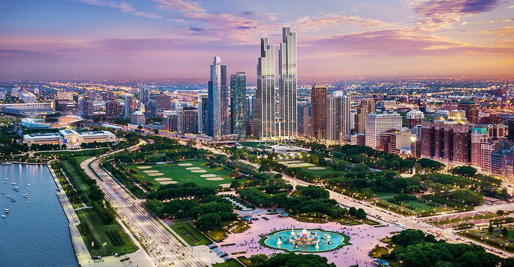 Чикаго – город гангстеров и знаменитого Алькапоне. Основные достопримечательности города!