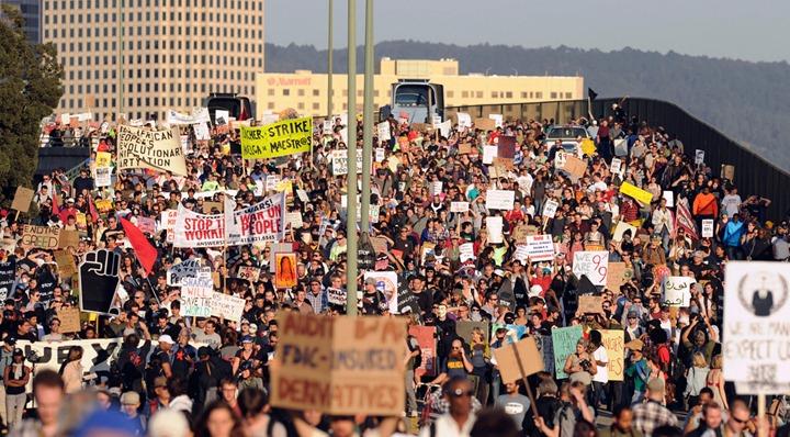 Occupy Wall Street Oakland
