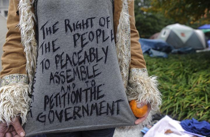 Occupy Nashville
