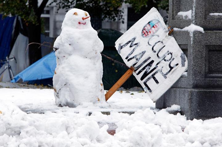 Occupy Maine