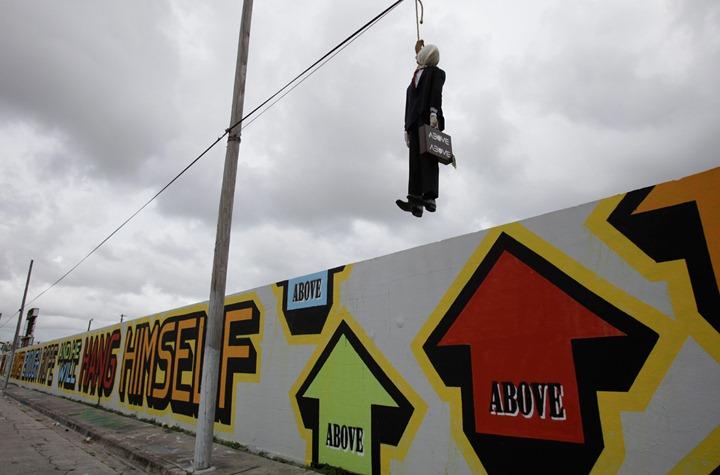 Above Graffiti