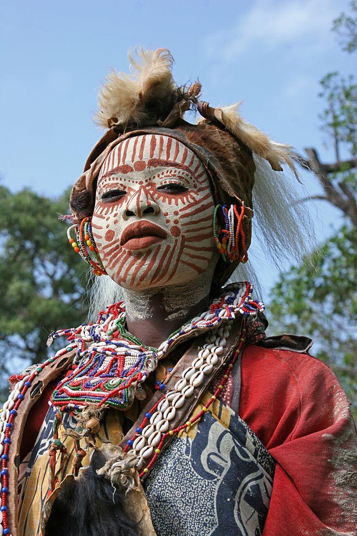 Племя Кикуйю из Кении – чем же славится этнос?