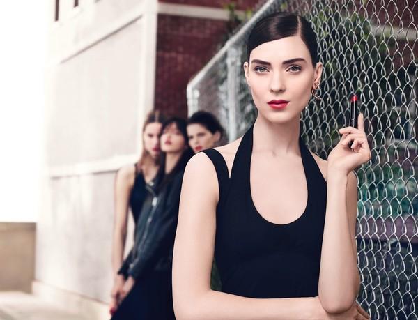 Весенняя линия помад от Givenchy 2016
