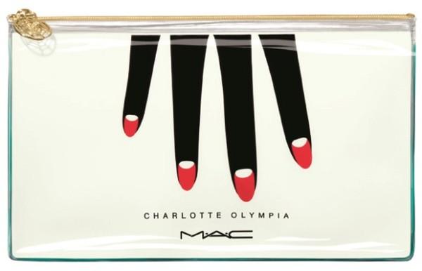 Летняя коллекция макияжа MAC Charlotte Olympia 2016