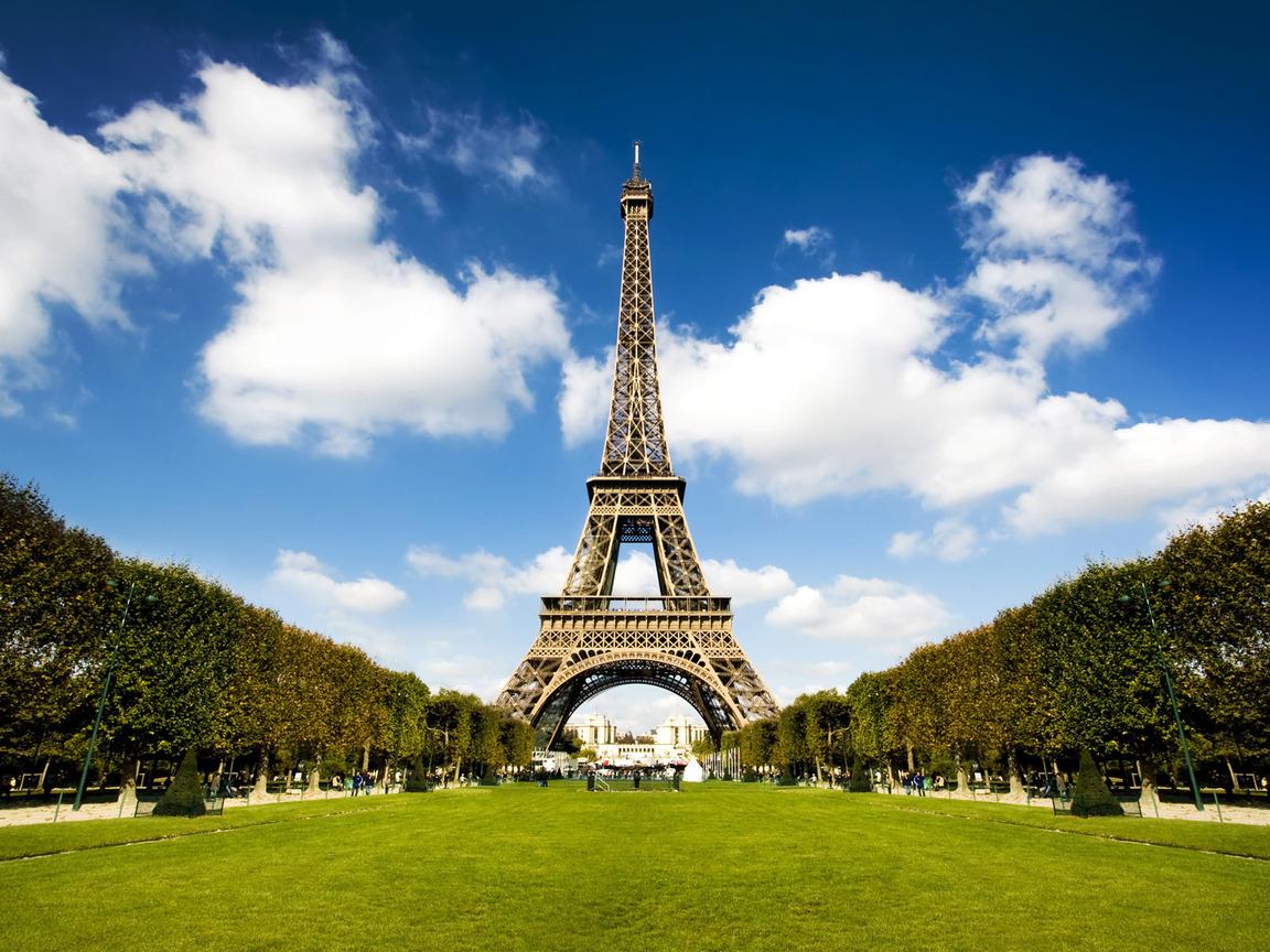 Топ-15 романтических городов мира!