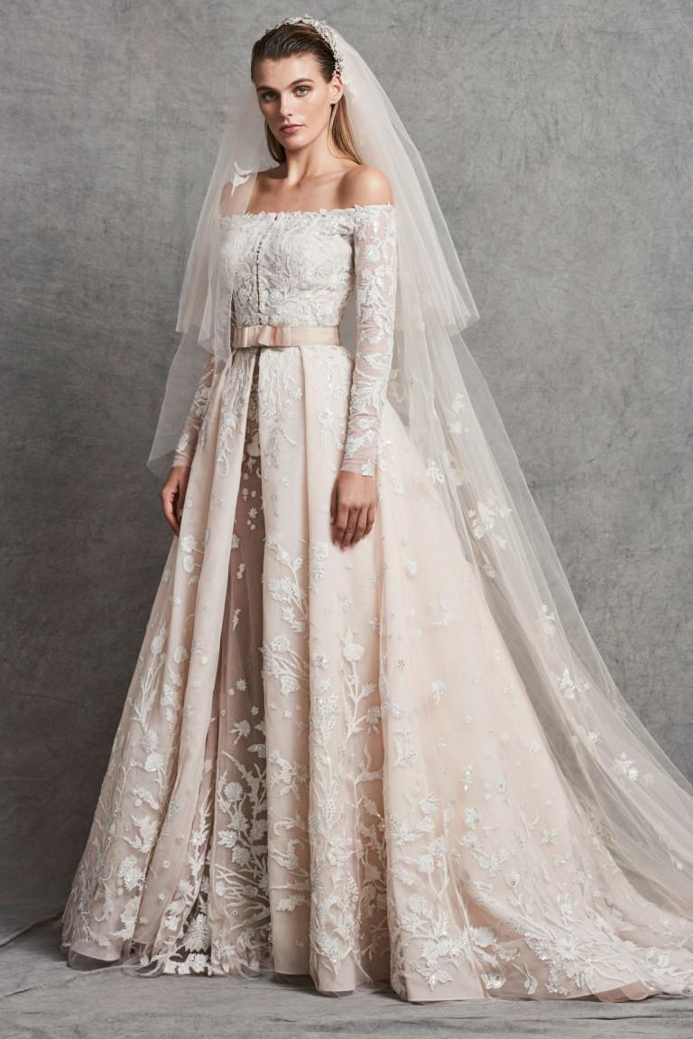 Свадебная мода: Zuhair Murad осень-зима 2018/2019