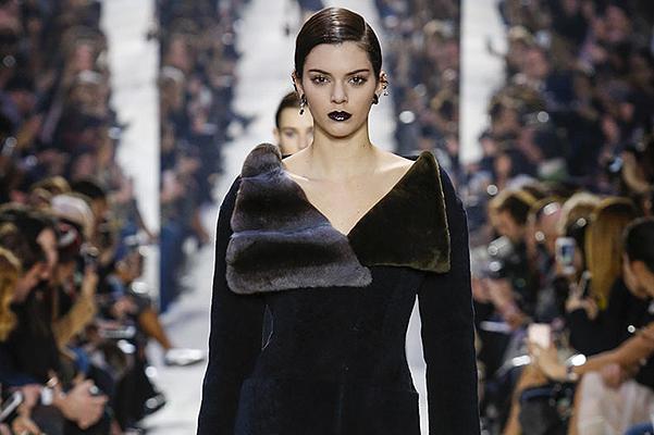Повседневные образы коллекции Dior осень-зима 2016-2017