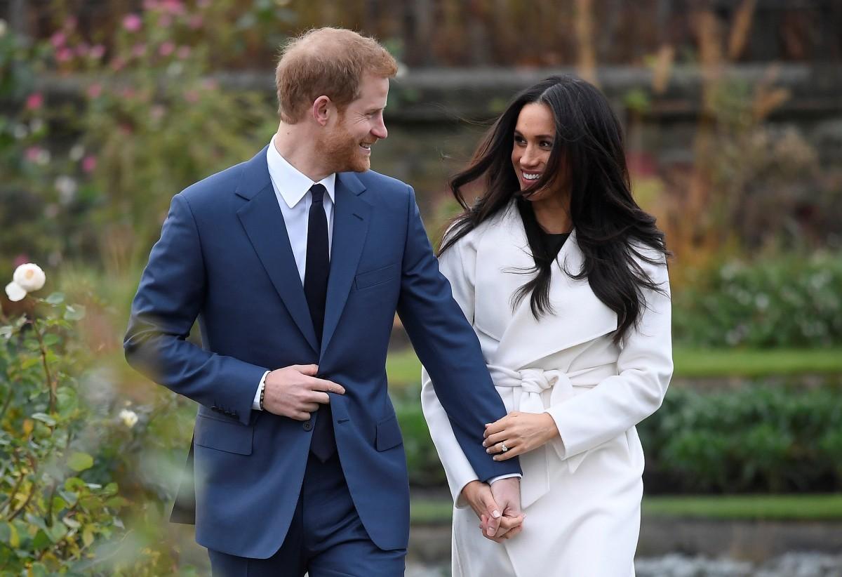 Помолвка принца Гарри и Меган Маркл. Первое совместное интервью!