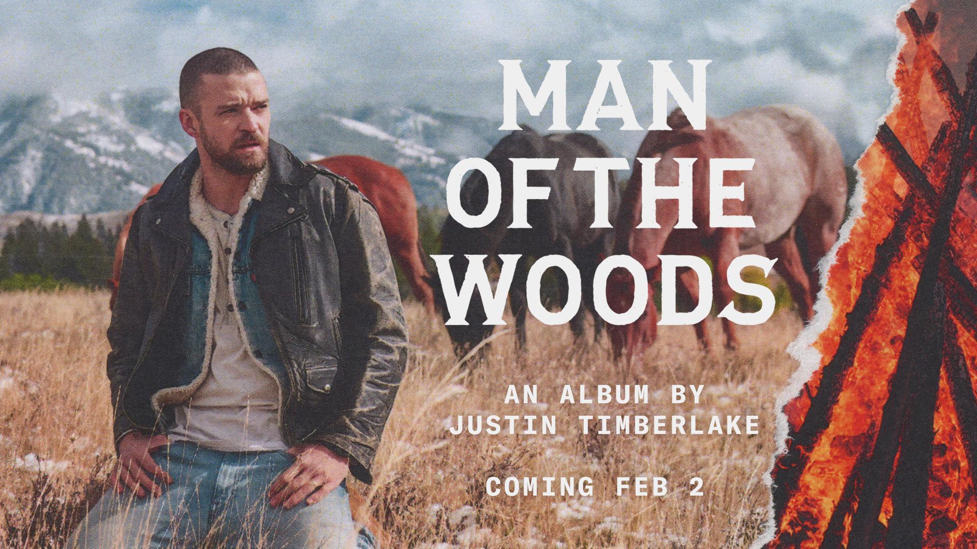 Джастин Тимберлейк - музыкальный альбом «Man Of The Woods»