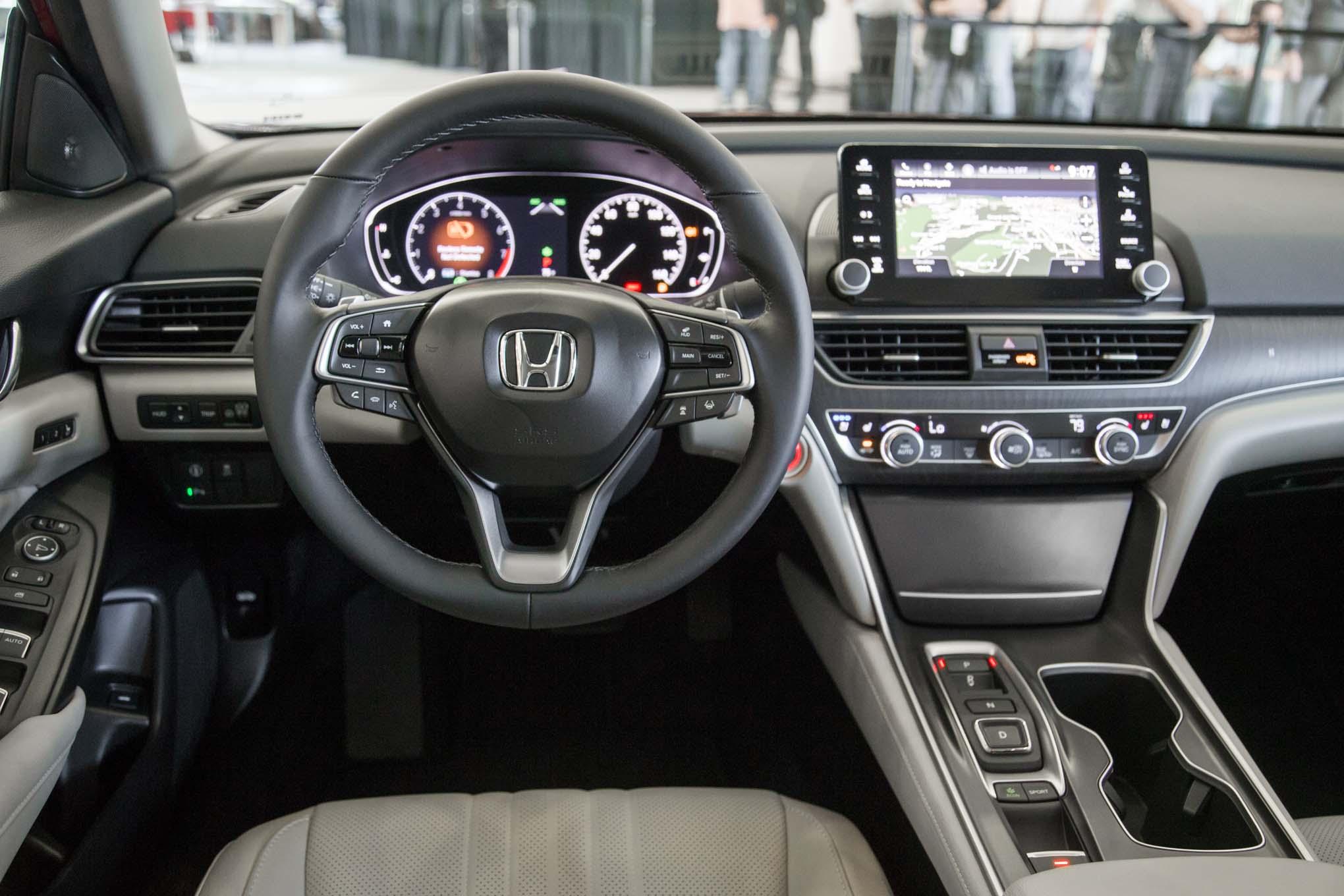 Honda Accord 2018 года: очередной «аккордовский» супер проект!