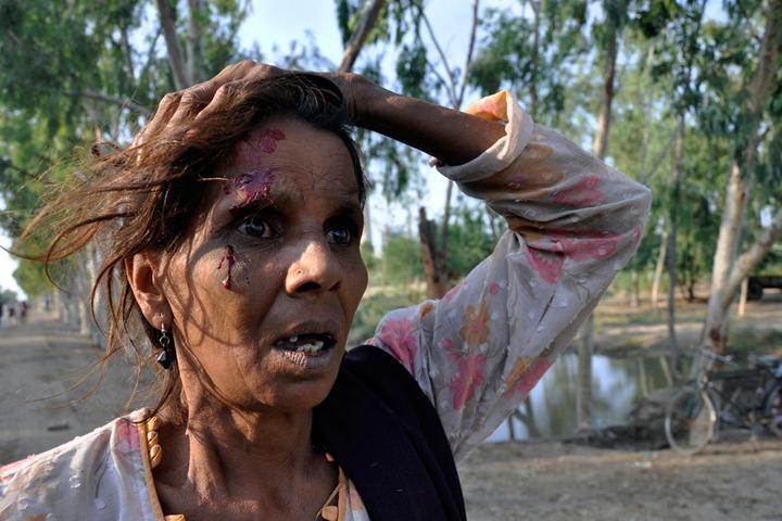 EU-PAKISTAN/AID
