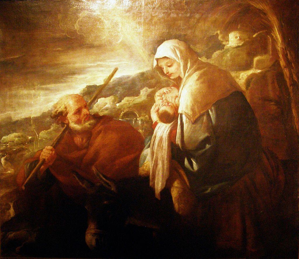 Живописные картины Лука
