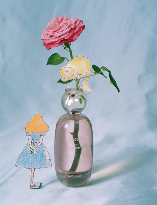 Аромат марокканской розы в исполнении Грейс Коддингтон
