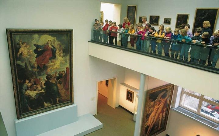 Дюссельдорф может похвастаться большим количеством разнообразных музеев и галерей.