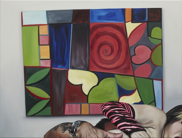 Гиперреализм в картинах Тилла Рабуса