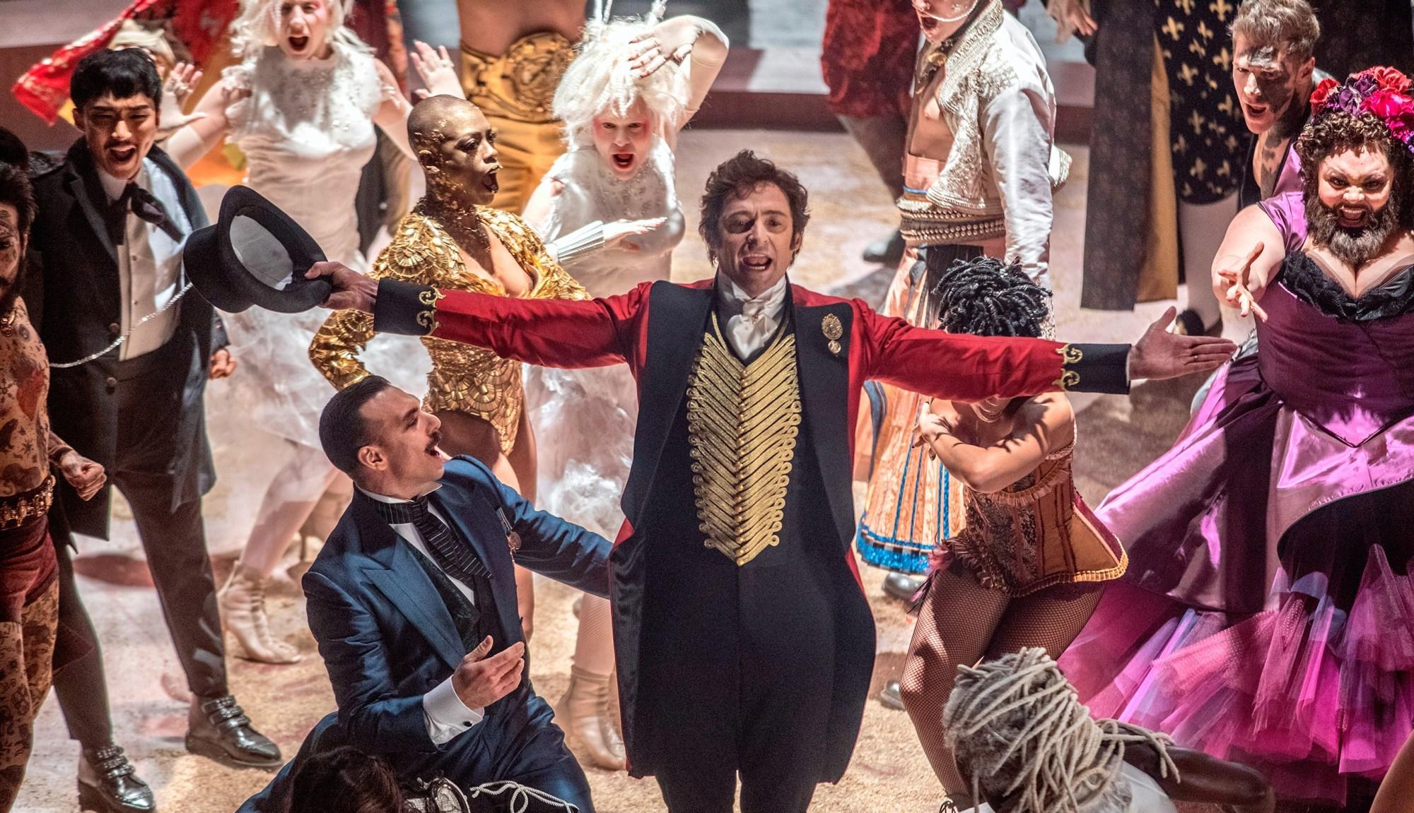 «Величайший шоумен»: в кино с 4 января 2018!