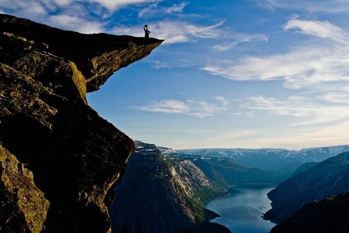 Trolltunga-Norway-Cliff