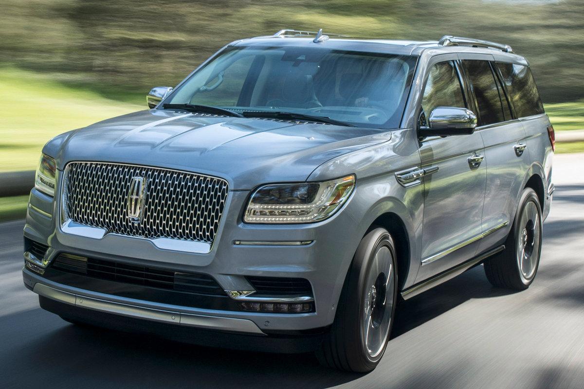 Обзор Lincoln Navigator 2018 года