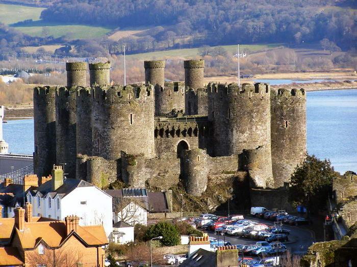 Красивейшие замки мира