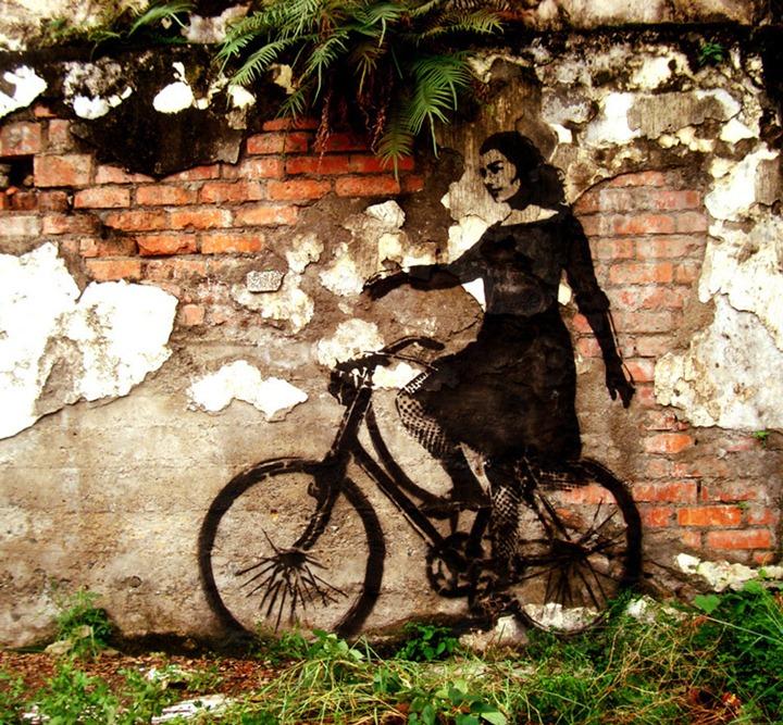 Стрит-арт или уличное искусство