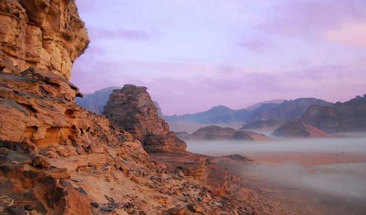 Dawn-at-Wadi-Rum