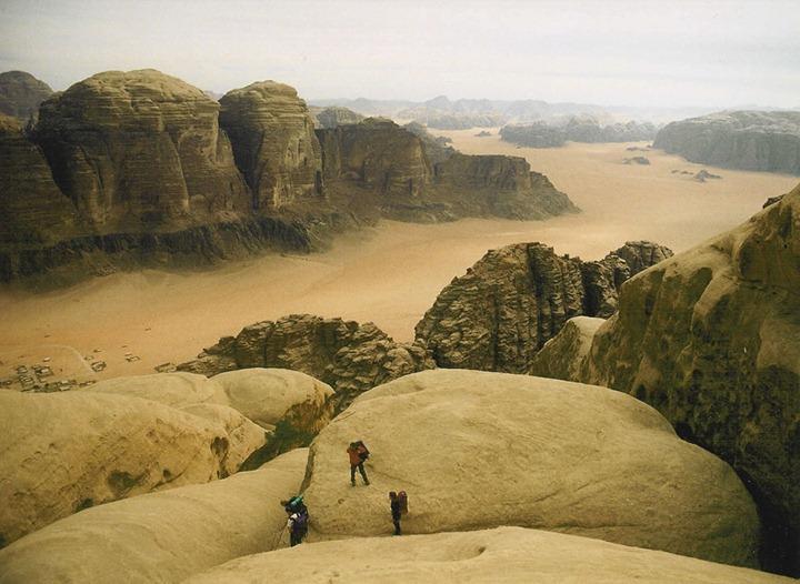 Jebel-Rum-descent