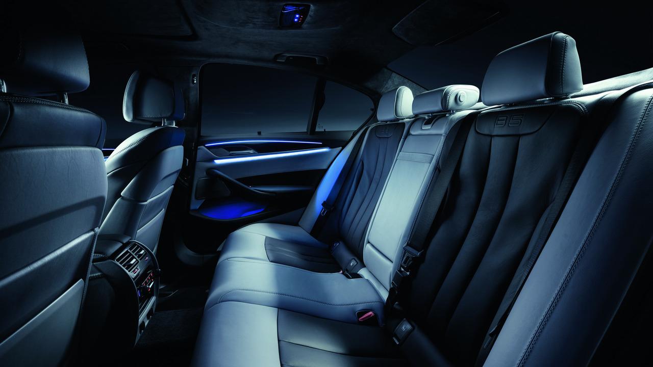 BMW Alpina B5 Bi-Turbo 2018 года