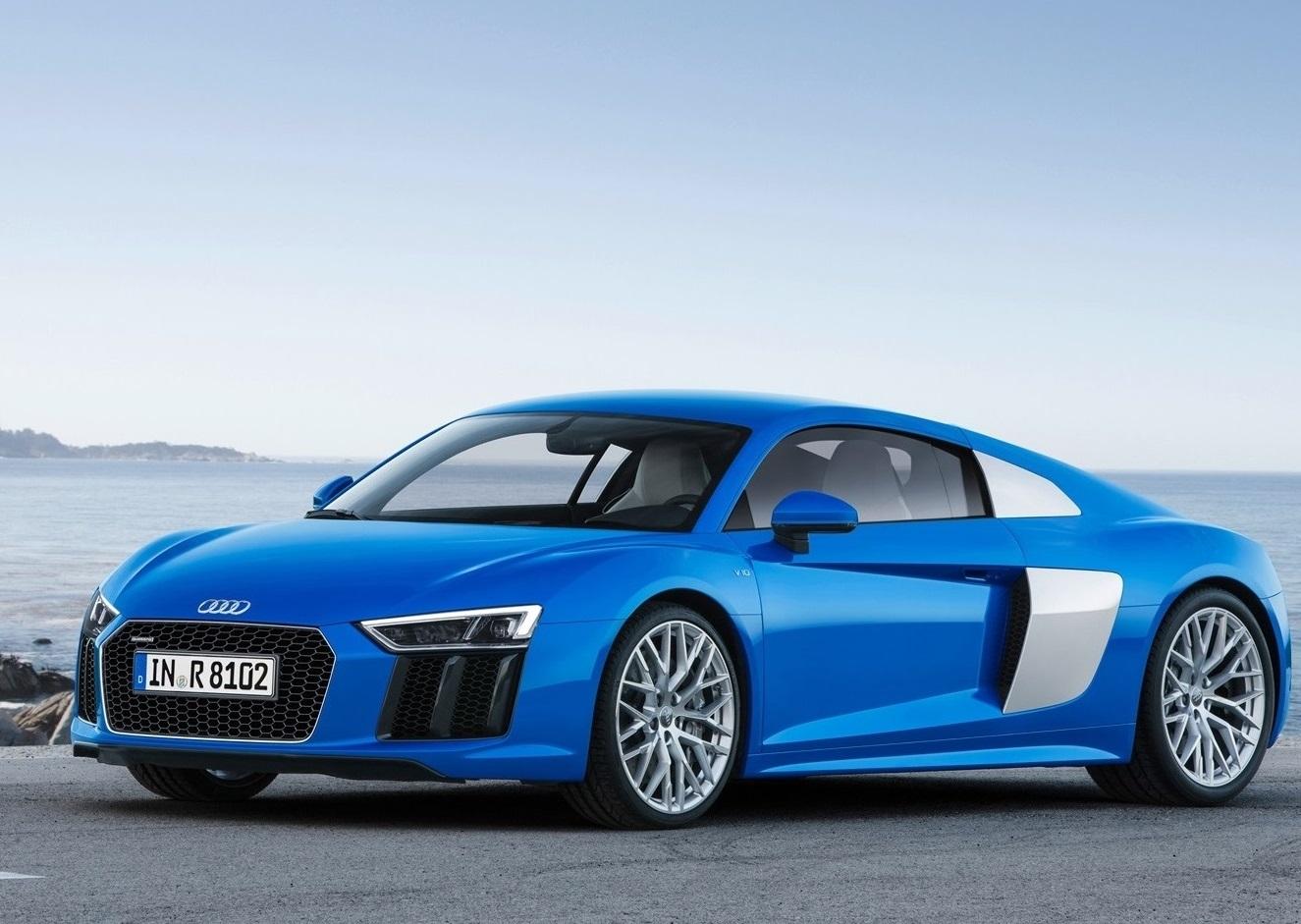 Обзор Audi R8 2018 года