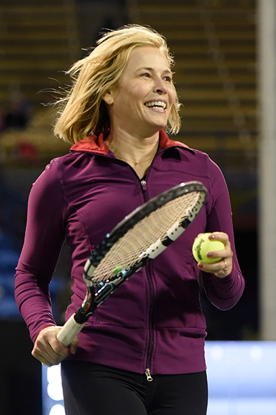 Мария Шарапова и другие спортсмены в теннисном турнире