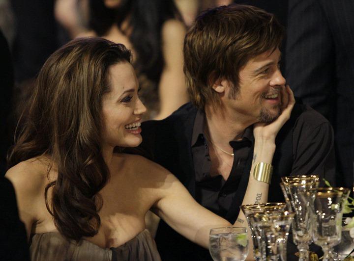 Angelina-and-Brad