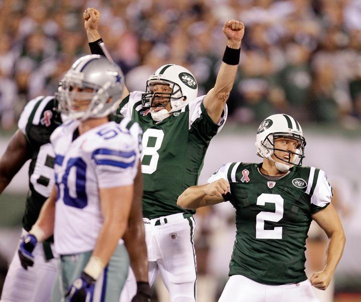 Cowboys Jets Football
