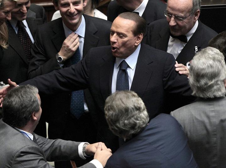 ITALY VOTE/