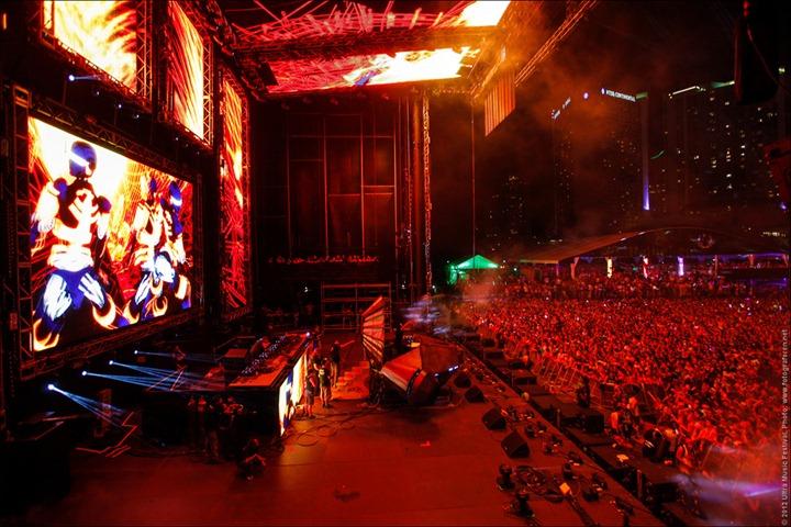 Ultra Music Festival 2012