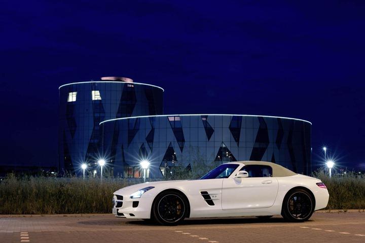SLS AMG Roadster