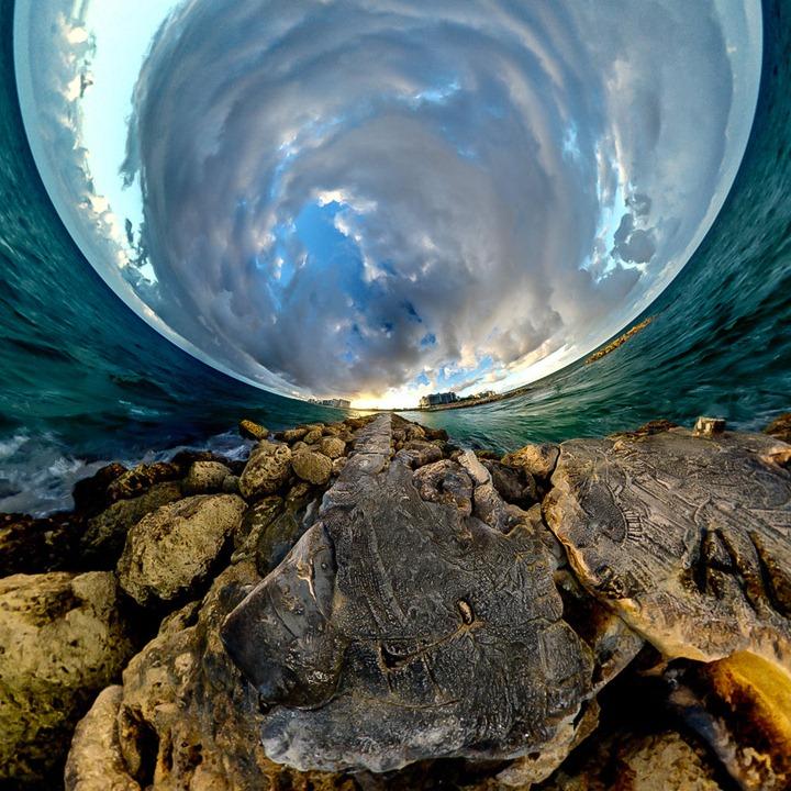 Море и луна | www.mavibu.ru