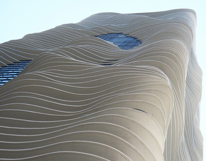 Возможно, благодаря своей красоте этот небоскреб сможет стать домом для птичьих гнезд.  Дома поколения 21 века для комфортной жизни в городе.