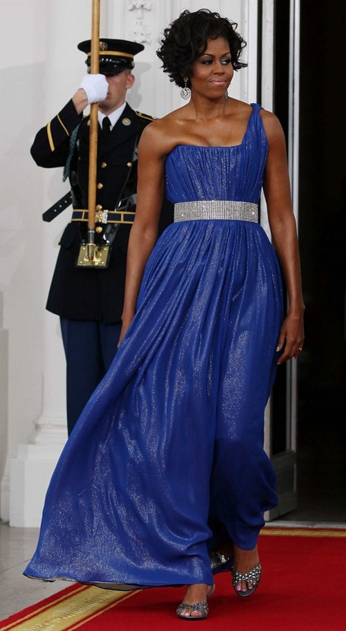 Michelle Obama_ PETER SORONEN