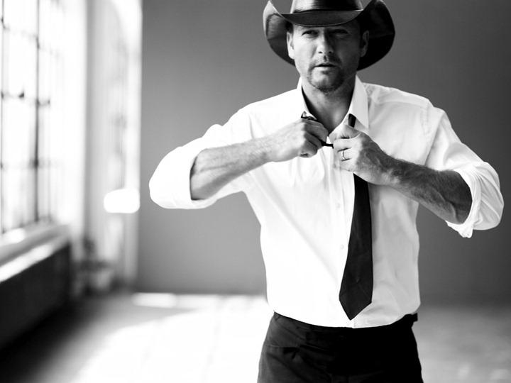 Tim McGraw; photo: Nathaniel Goldberg