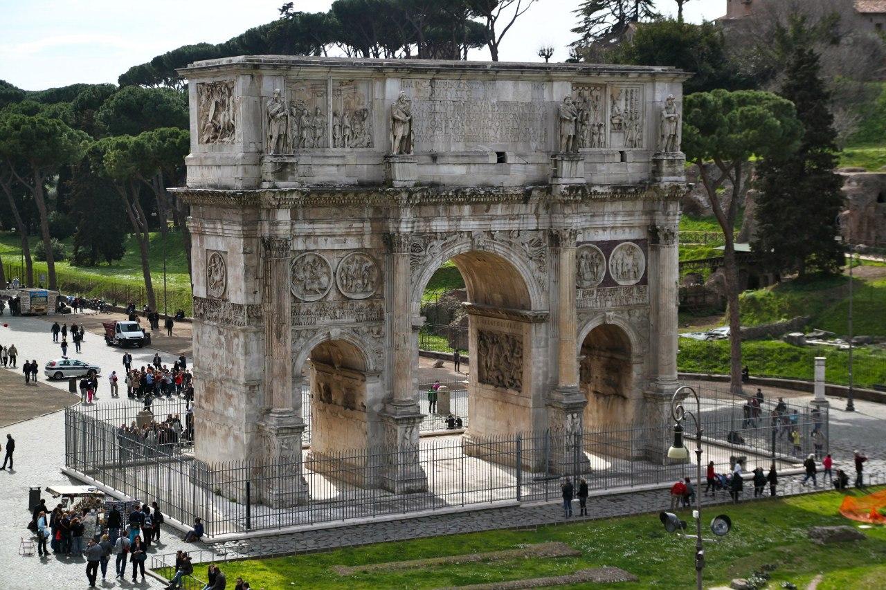 Искусство Римской империи