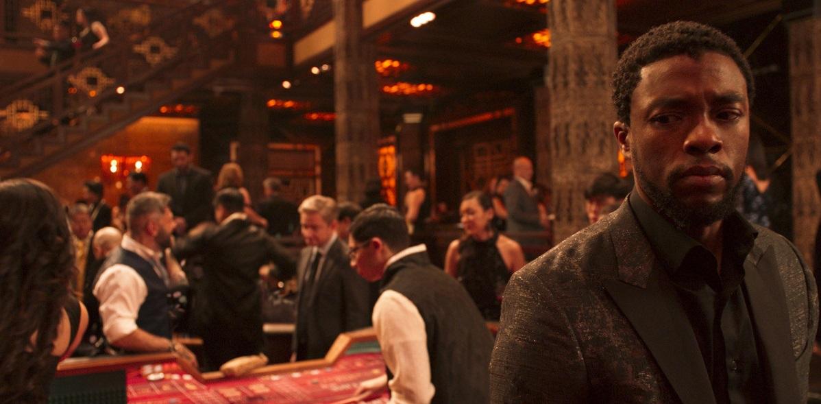 «Чёрная Пантера»: дата выхода, трейлер, сюжет!