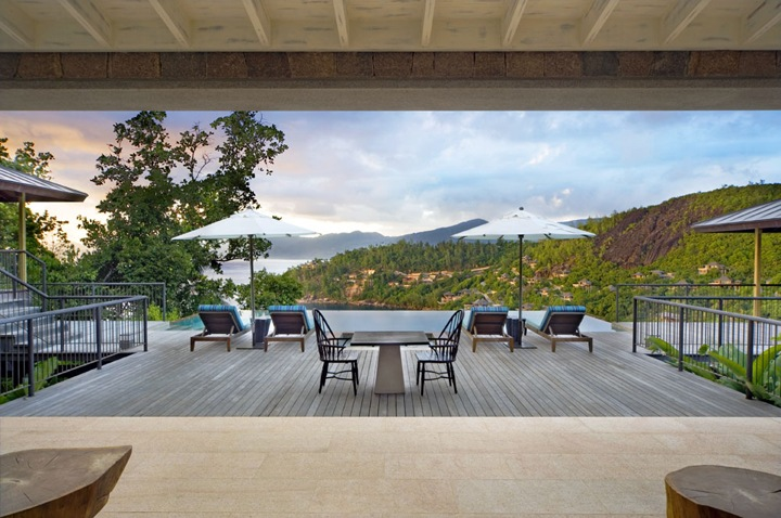Four Seasons Resort Seychelles, Penthouse Villa