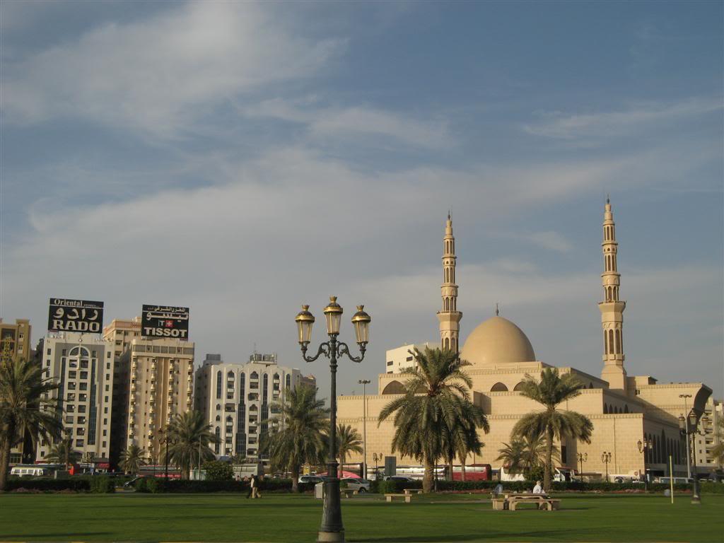 Шарджа – арабский эмират многообразия