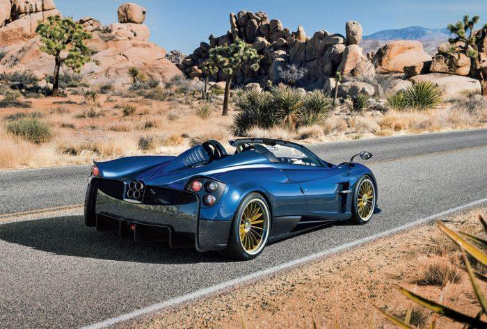 Лучшие спортивные автомобили 2017 года